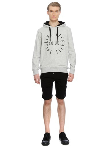 T-Box Sweatshirt Gri